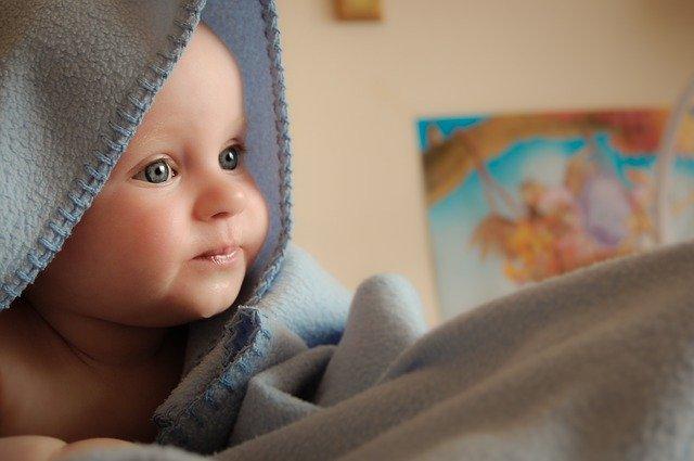 katar u niemowlaka