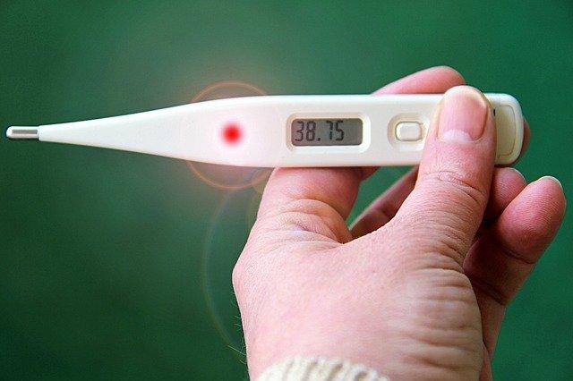 termometry bezdotykowe